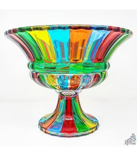 """CENTERPIECE """"ROMA"""" WITH FOOT"""