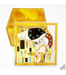 "JEWELLERY BOX ""KLIMT _ THE KISS"""