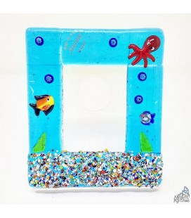 "PHOTO FRAME ""OCEAN"" MEDIUM"