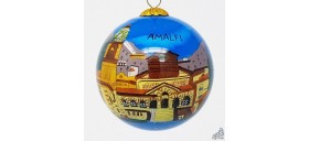 "CHRISTMAS ORNAMENT ""AMALFI"""