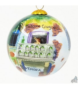 "CHRISTMAS ORNAMENT ""VERONA"""
